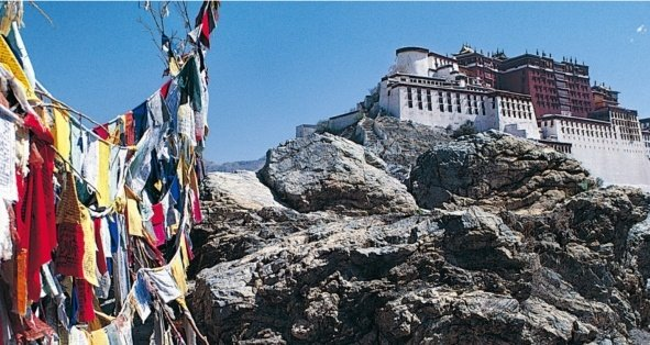 Kina rundrejse til bl.a. Tibet