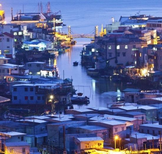 Se Tai o Fishing Village på rejser til Hong Kong