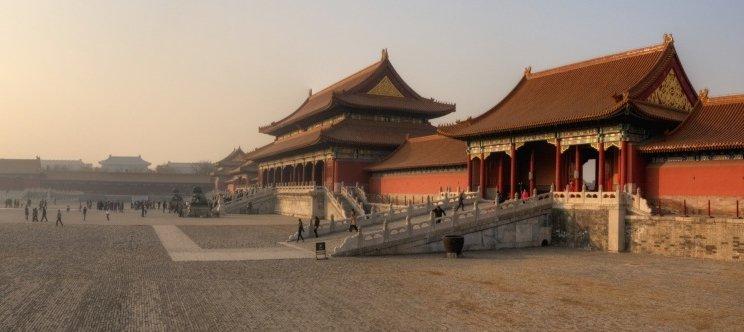 Se den forbudte by på en kinarejse
