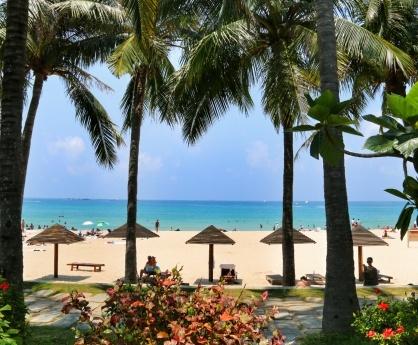 Fantastisk ferie i Kina på skønne Hainan