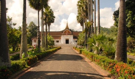 Se Royal Palace Museum i Luang Prabang på rejser til asien