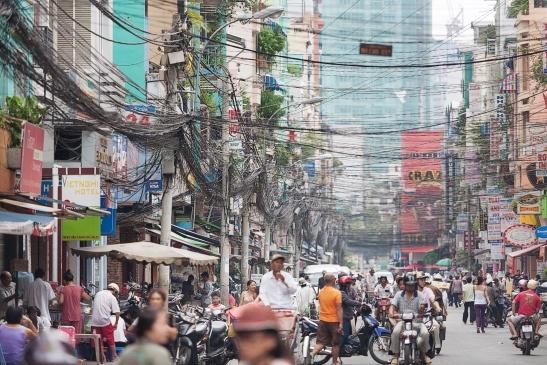 Oplev Ho Chi Minh City på individuelle rejser i Vietnam