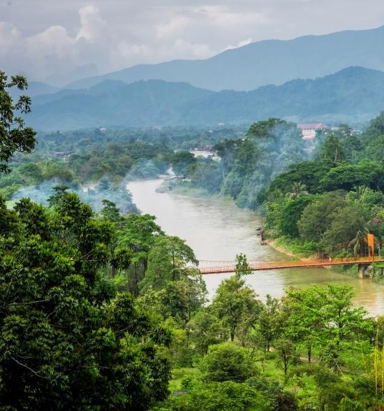 Oplev Mekong floden på en enestående Indokina rundrejse