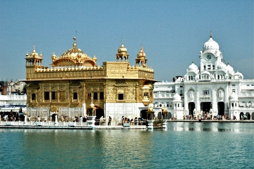 Det Gyldne Tempel, Sikhernes største helligdom i Amritsar