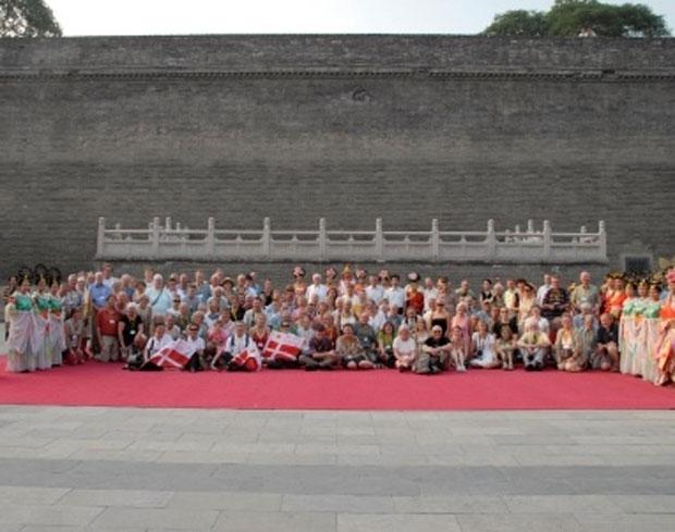 Erhvervsrejser til Kina