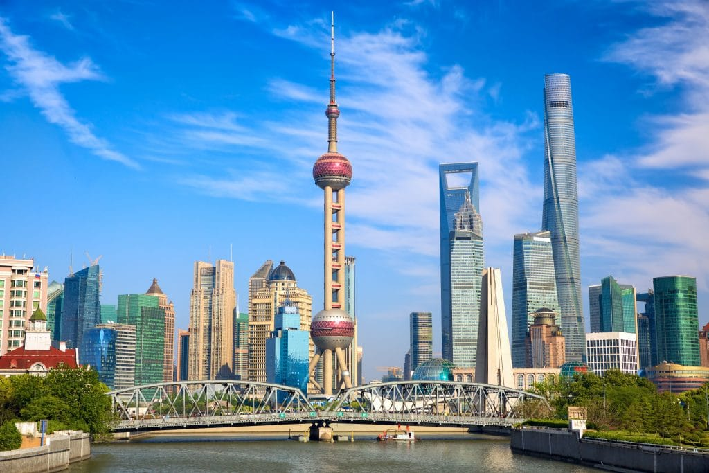 Oplev Shanghai på gruppe- eller individuelle rejser