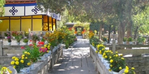 Udflugter Tibet - Norbulingka tibet 2
