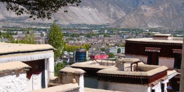 Udflugter Tibet - Potala Udsigt 2